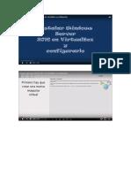 Instalacion Windows Server en Virtual Box