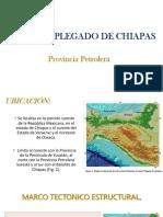 Cinturón Plegado de Chiapas