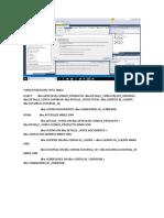Codigo Creacion Vista Tabla-SQL