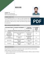 Ameer Resume Dxb No QS Last