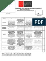 Rúbrica Para La Evaluación Del Informe de Análisis (1)