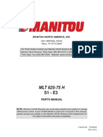 Manitou MLT625 PartsManualT3 Small