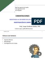 3 Investigacion en Campo