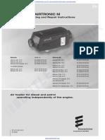 Airtronic D2 D4 Workshop Manual 2