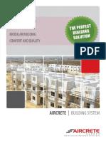 Aircrete Building Solution