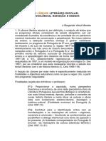Antonio Branco Pedagogia Do Cânone Escolar