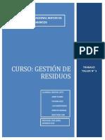 TRABAJO DE GESTIÓN DE RESIDUOS - TALLER 5.docx