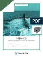 Sigma 40xp