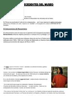 MUSEOS_antecedentes y Conceptos