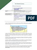 Ficha Monumento Playa de Penarronda Asturias