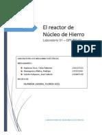 Ml202 Lab1 El Reactor