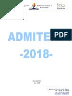 Admitere la Liceu 2018 in Cluj-Napoca - Brosura de admitere