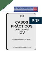 100 CASOS PRACTICOS DEL IGV.pdf