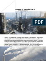 The Environment Of Tomorrow (Part II).pptx