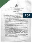 MONTESILVANO. Comunicazione Dal Comando Di Polizia Locale