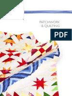 Patchwork Quilting E