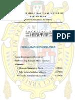 Informe - Programación Dinámica 2.1