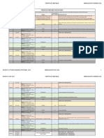 Time Table 2019.Xlsx Sheet1
