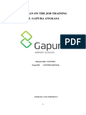 Govinda Gapura Ojt Copy