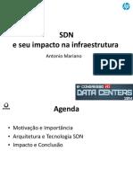 SDN e Seu Impacto Na Infraestrutura
