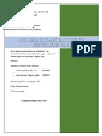 determinación del punto de ebullición y la composición de una mezcla azeotrópica agua - 1 propanol mediante graficas de equilibrio líquido-vapor
