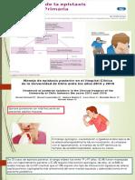 Tratamiento Epistaxis