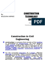 Chapter 1 - Construction Industries