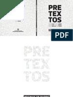 Pretextos. Catálogo de la exposición, 2018