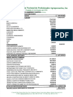 Informe Financiero ANPA, Mayo 2018