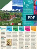 Perú- VIAGGIO NELLA TERRA DEI SAPORI
