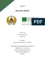 Cover Trauma Kimia