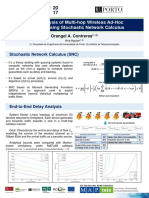 Poster - Network Calculus