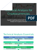 Tech Analysis Course Notes