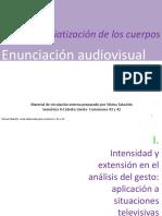 Barrier. Calabrese Mediatización Audiovisual de Los Cuerpos