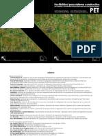 Factibilidad Sistema Constructivo Reciclaje Platico