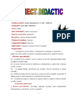 Proiect Didactic Adjectivul (1)