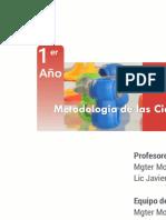 Metodologia de Las Cs. - Unidad 5 Completa
