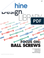 Machine Design Ball Screw Vol 1 e Book