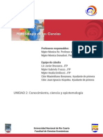 Metod de Las Cs - Mod. I - Unidad II Completa 2016