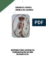 ROTEITO Paroquia Nossa Senhora Da Gloria (1)(1)