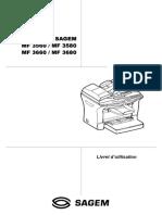 SAGEM MF3560-ME