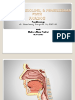 Anatomi, Fisiologi, Px Faring PPT