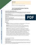 EPrescribing Errors in Community Pharmacies