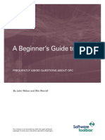 A Beginners Guide to OPC-FAQs
