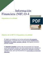 NIF D-4