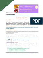 Secuencia Didactica 3 Costo y Presupuesto de La Obra Complemento