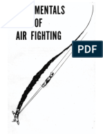 Fundamentals Of Air Fighting
