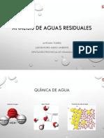 Presentacion_analisis de Aguas Residuales