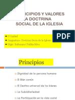 Principios y Valores Dsi