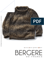 Pull en tricot Bergère de France